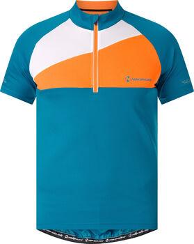 NAKAMURA  Pabloférfi kerékpáros trikó Férfiak zöld