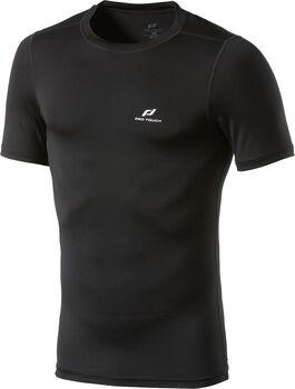 PRO TOUCH Keene UX felnőtt kompressziós póló Férfiak fekete