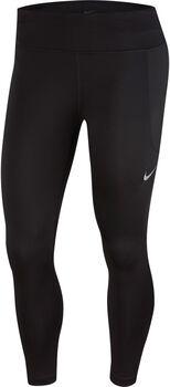 Nike Fast Crop 3/4-es női futónadrág Nők fekete