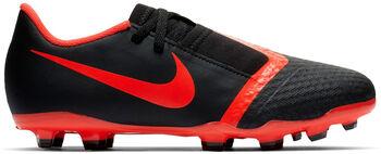 Nike Jr. Phantom Venom Academy FG gyerek stoplis focicipő fekete