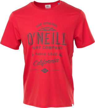 O'Neill Muir férfi póló Férfiak piros