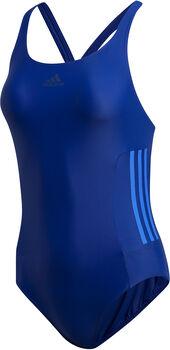 adidas INF EC3Stripes M úszódressz Nők kék