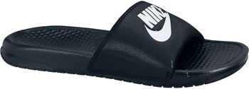 "Nike Benassi ""Just Do It."" férfi papucs Férfiak fekete"