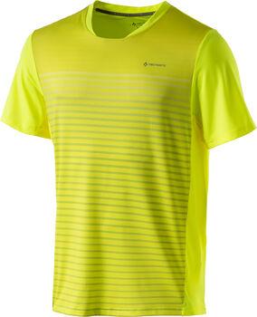 TECNOPRO Samuel ux férfi teniszpóló Férfiak sárga