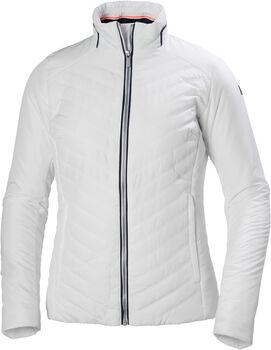 Helly Hansen W Crew Insulat női kabát Nők fehér