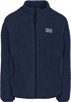LEGO Wear Sinclair 708 gyerek fleece kabát kék