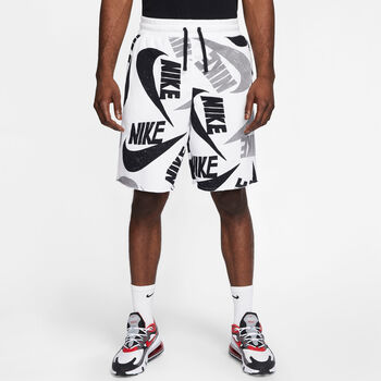 Nike  Sportswearférfi r|vidnadrág Férfiak fekete