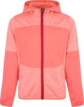 McKINLEY Clement 5.8 lány softshell kabát rózsaszín