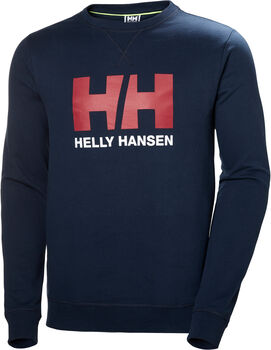 Helly Hansen HH Logo Crew férfi pulóver Férfiak kék