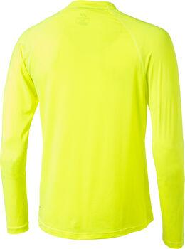 PRO TOUCH Rylungo II férfi hosszú ujjú futópóló Férfiak zöld