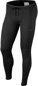 Nike Shield Tech Tight férfi futónadrág Férfiak fekete