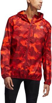 adidas OWN THE RUN JKT férfi futódzseki Férfiak narancssárga