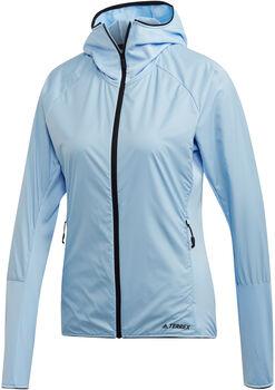 adidas  W Skycli Fl Jktnői kapucnis kabát Nők kék
