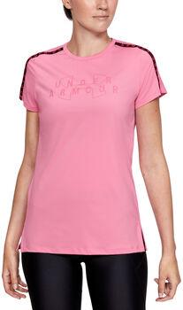 UNDER ARMOUR Női-T-shirt Nők rózsaszín