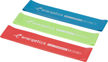 ENERGETICS Mini Bands Set 1.0 gumiszalag fehér