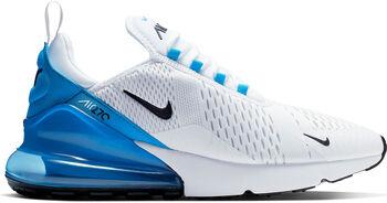 Nike Air Max 270 férfi szabadidőcipő Férfiak fehér