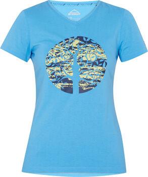 McKINLEY Női-T-shirt Mally Nők kék