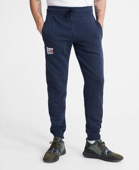 Superdry Core Sport Joggers Férfiak kék