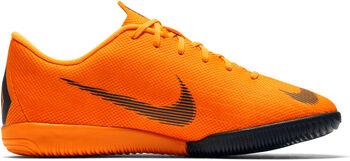 Nike VaporX 12 Academy Jr. gyerek focicipő Fiú narancssárga