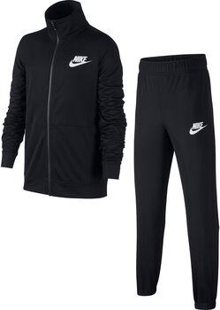 Nike B Nsw Track Suit Poly gyerek melegítő fekete