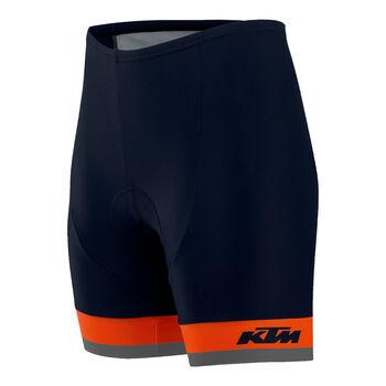 KTM Factory Line Férfiak fekete