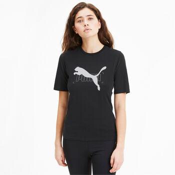 Puma  Nu-tility Teenői póló Nők fekete