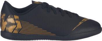 Nike Vaporx 12 Club GS IC gyerek teremfocicipő Fiú fekete