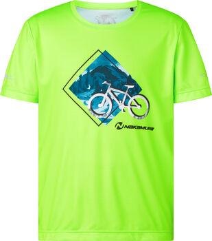 NAKAMURA Fairy gyerek kerékpáros mez zöld