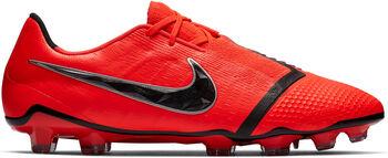 Nike Phantom Venom Elite FG férfi stoplis focicipő Férfiak piros
