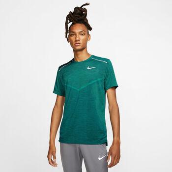 Nike M Nk Techknit Cl Ultra férfi futó póló Férfiak kék