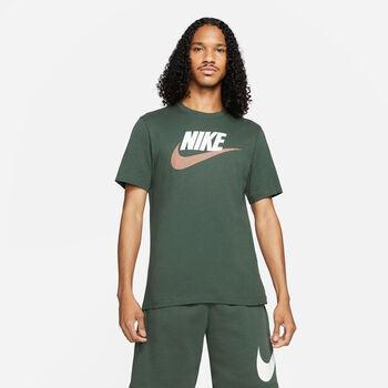 Nike  M NSW TEE ALT BRANDférfi póló Férfiak zöld