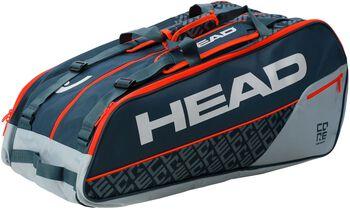 Head Core 9R Supercombi tenisztáska szürke