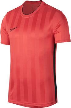 Nike Breathe Academy Soccer Top férfi mez Férfiak narancssárga