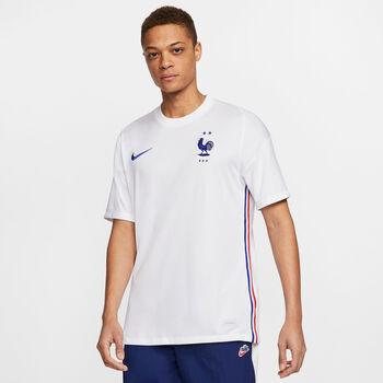 Nike  FFF Brt Stad Jersey AWférfi trikó Férfiak fehér