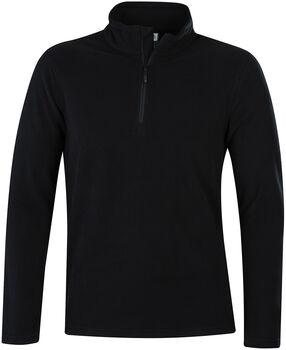McKINLEY Fleece Cortina II férfi hosszúujjú felső Férfiak fekete