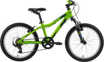 """GENESIS HOT 20"""" gyerek kerékpár zöld"""