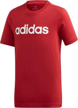 ADIDAS Y E LIN fiú póló piros