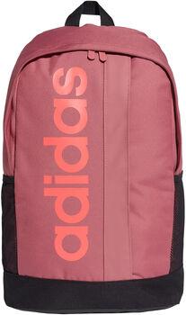 adidas Linear Core hátizsák piros