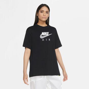 Nike W Nsw Air Bf Top női ing Nők fekete