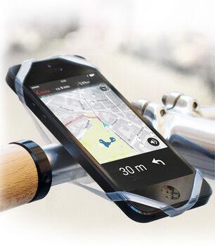 Cytec  okostelefon-tartónavigációs alkalmazással fekete