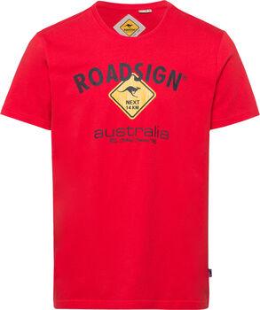 ROADSIGN Roadsign Férfiak piros