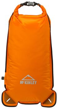 McKINLEY  HátizsákCOMPRESSION BAG WITH VALVE narancssárga