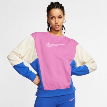 Nike Sportswear Crew női pulóver Nők rózsaszín