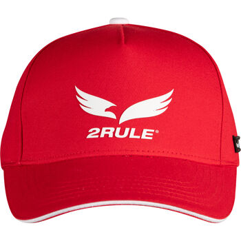 2RULE Stadion baseballsapka piros