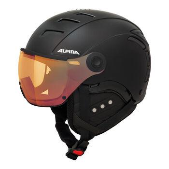 ALPINA Jump HM felnőtt sisak visorral fekete