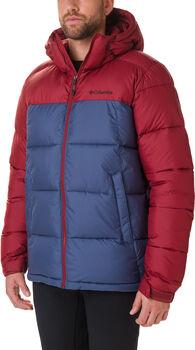 Columbia Pike Lake Hooded férfi kabát Férfiak kék