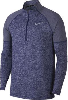 Nike Element 1/2-Zip férfi futófelső Férfiak kék