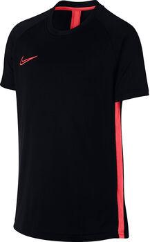 Nike Dri-FIT Academy Big Kids' Short-Sleeve Soccer Top Fiú fekete