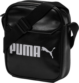 Puma Campus Portable PU táska fekete