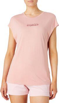 ENERGETICS Gerda 7 női ing 65%CV/35%Pes-DryPlus-Eco, Nők rózsaszín